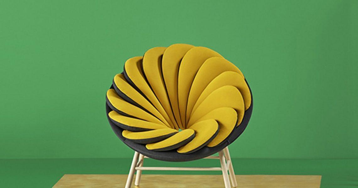 Кресло Цветок: очень необычное дизайнерское кресло