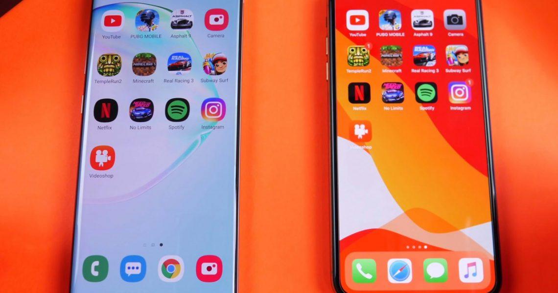 Кто лучше: Apple iPhone 11 Pro Max или Samsung Galaxy Note 10 Plus