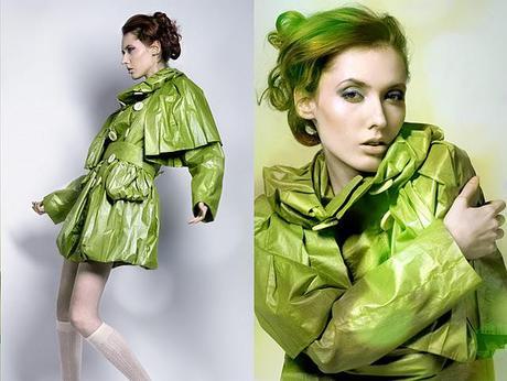 Применение новых материалов для пошива одежды будущего
