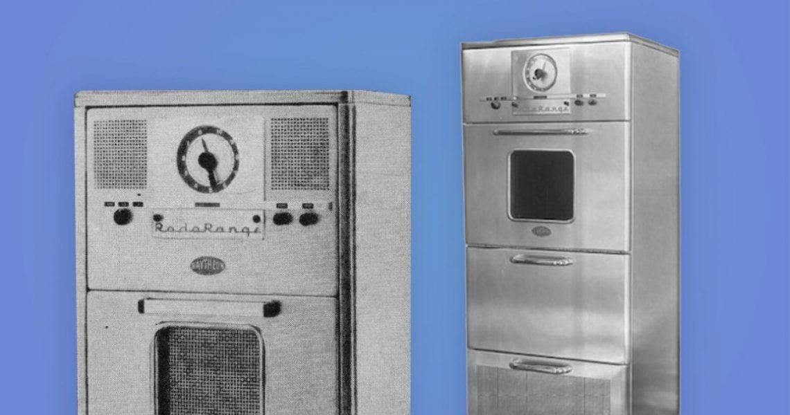 Микроволновка: происхождения и виды. Что готовить в микроволновке