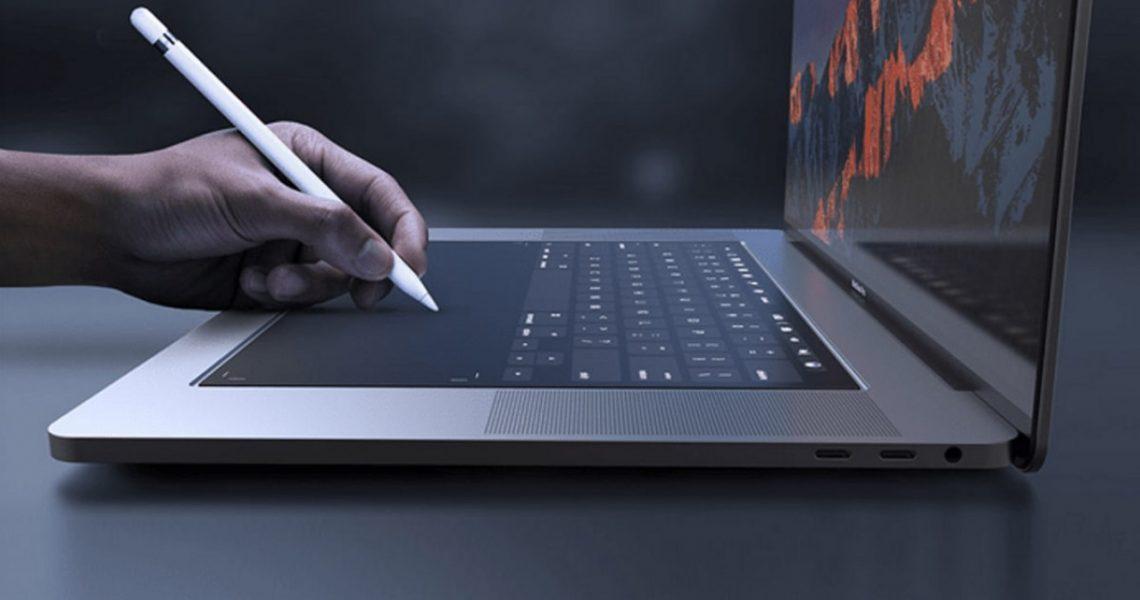Новая клавиатура от Apple для MacBook. Характеристики