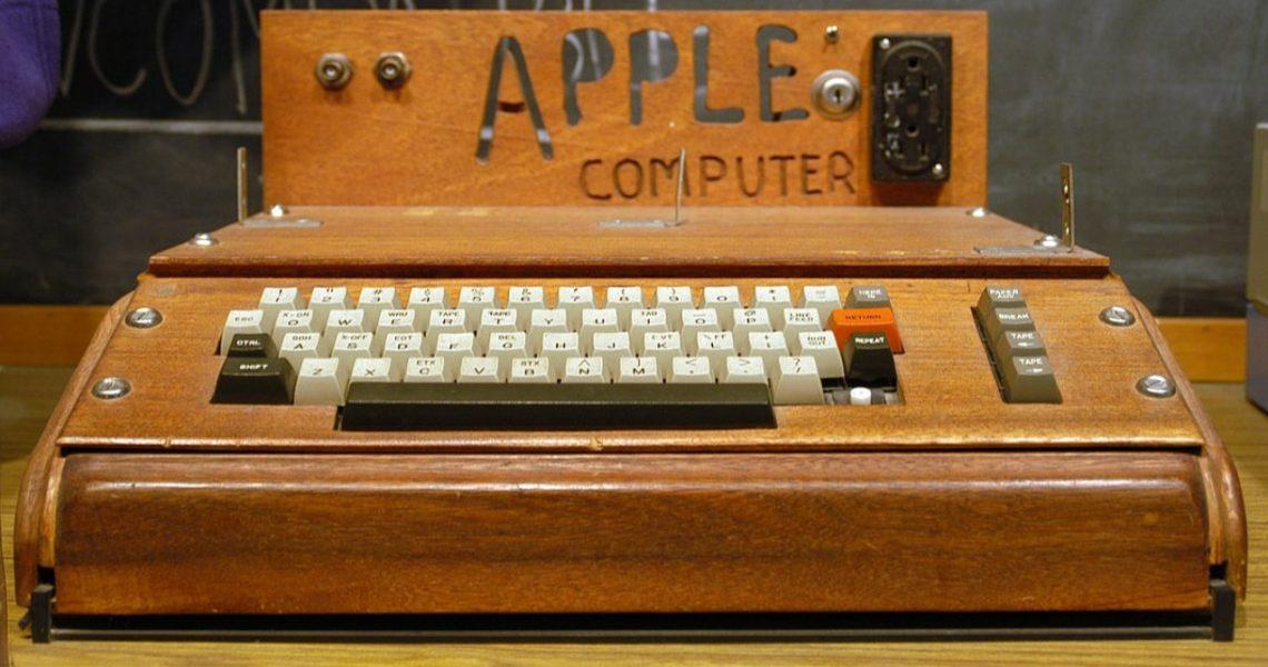 То что знает каждый:Apple дата создания великого бренда