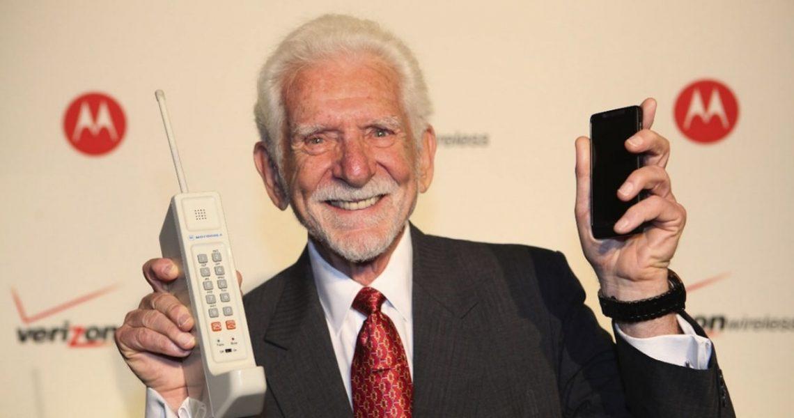 Мартин Купер. Устройство для связи или мобильный телефон
