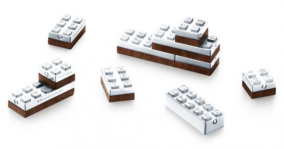 Ювелирные украшения Lego от Tiffany & Co. Дорогие вещи