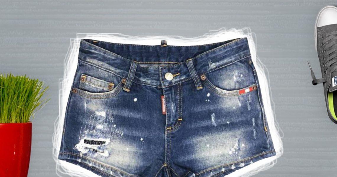 Женские шорты модели универсальные и комфортные