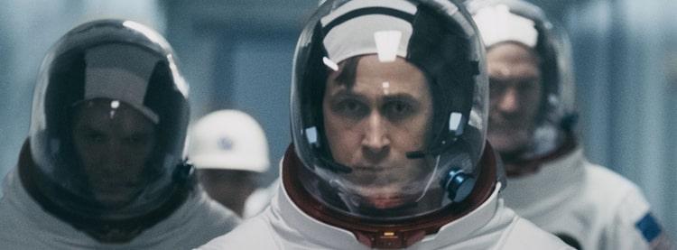 Человек на Луне (2018) Биографический фильм о космосе