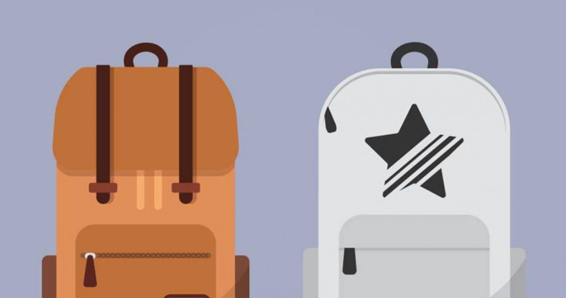 Как выбрать рюкзаки городской, туристический, спортивный