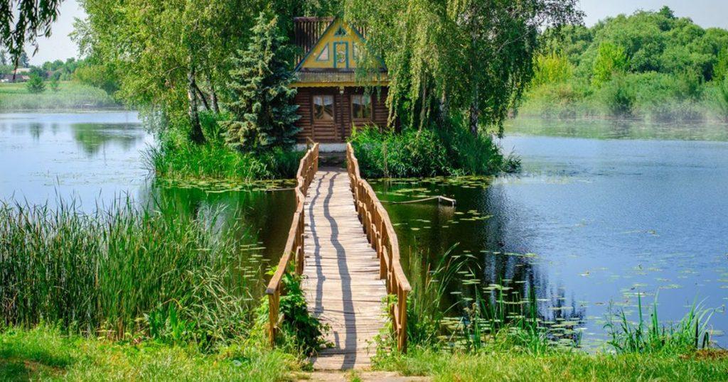 Дом Рыбака фото