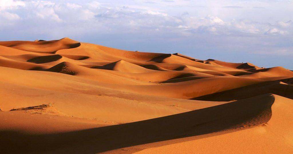 Олешковские пески фото